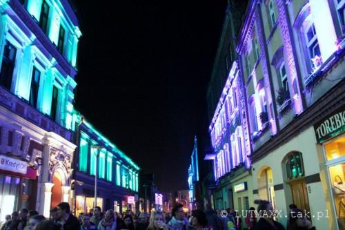 Festiwal Swiatla w Rybniku