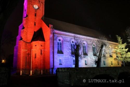 Kosciol w Skarszewie