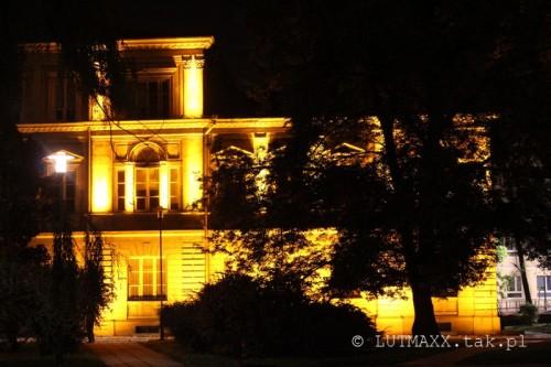Lublin Plac Litewski iluminacja 13