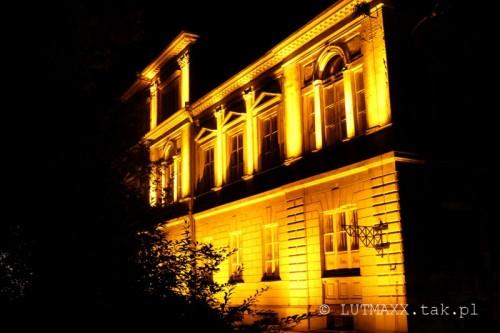 Lublin Plac Litewski iluminacja 14