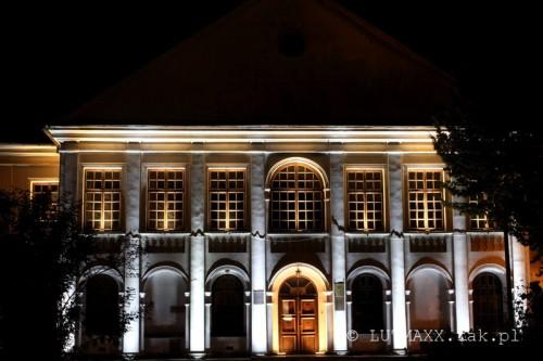 Lublin Plac Litewski iluminacja 18