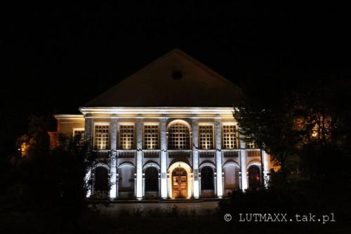 Lublin Plac Litewski iluminacja 19