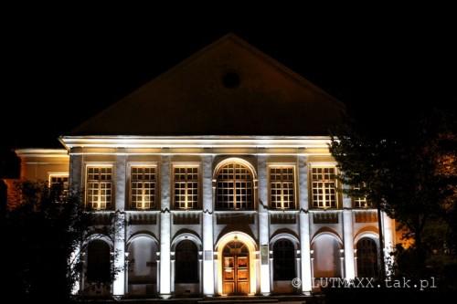 Lublin Plac Litewski iluminacja 20