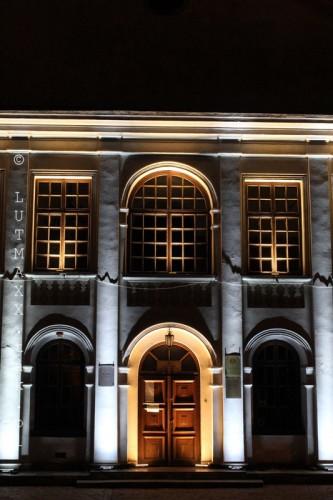 Lublin Plac Litewski iluminacja 22