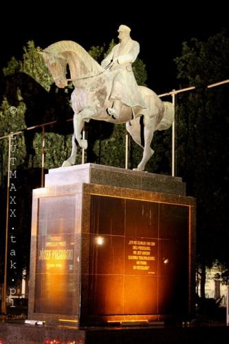 Lublin Plac Litewski iluminacja 8